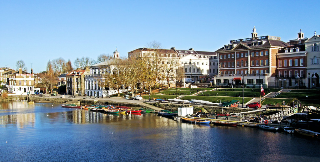 An image of Richmond on Thames